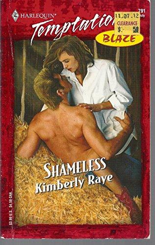 9780373258918: Shameless (Temptation, 791)