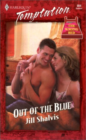 9780373259045: Out Of The Blue (The Wrong Bed)