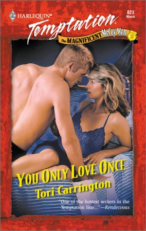 9780373259236: You Only Love Once (The Magnificent Mccoy Men)