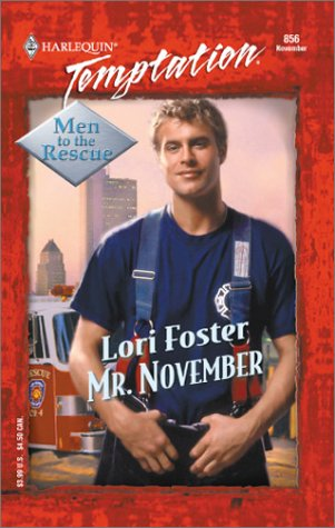 9780373259564: Mr. November (Men To The Rescue)