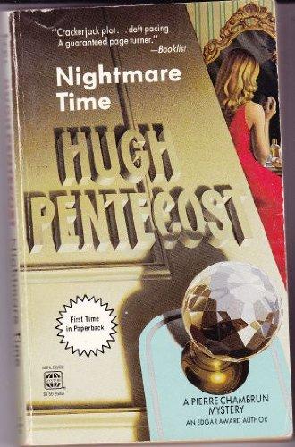 9780373260010: Nightmare Time (Worldwide Mystery)