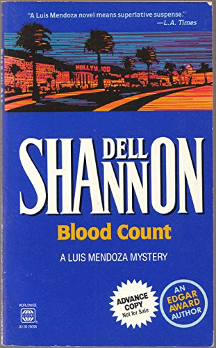 9780373260065: Blood Count (Worldwide Mystery)