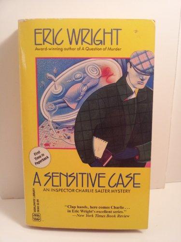 9780373260836: A Sensitive Case
