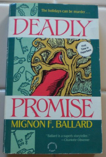 9780373260867: Deadly Promise