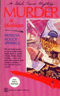 9780373261086: Murder At Markham