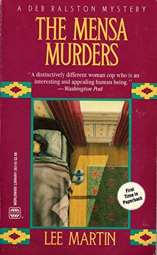 Mensa Murders: Martin