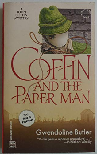 Coffin And The Paper Man: Butler, Gwendoline