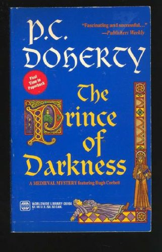 9780373261642: The Prince of Darkness (Hugh Corbett)