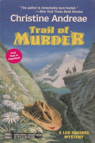 9780373261833: Trail Of Murder