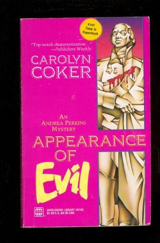 9780373261857: Appearance Of Evil
