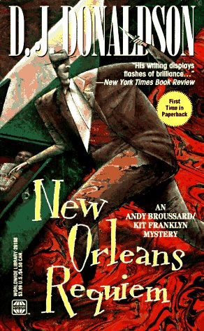 New Orleans Requiem (0373261888) by Donaldson, John