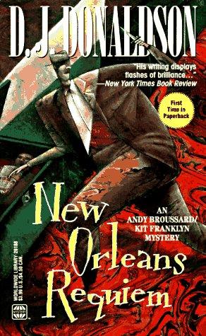 New Orleans Requiem: Donaldson, D.J.