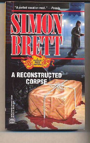 9780373261949: Reconstructed Corpse