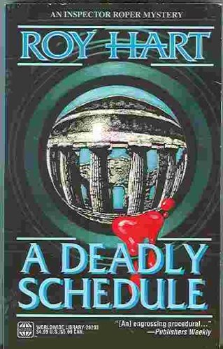 Deadly Schedule: Roy Hart