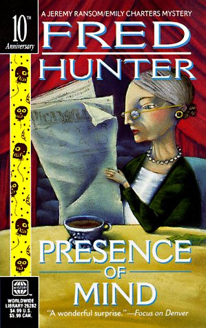 9780373262823: Presence Of Mind (Worldwide Library Mystery)