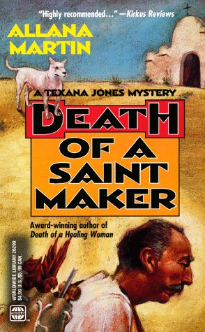 Death Of A Saint Maker: Martin, Allana