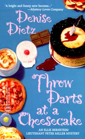 9780373263349: Throw Darts At A Cheesecake (Worldwide Library Mysteries)