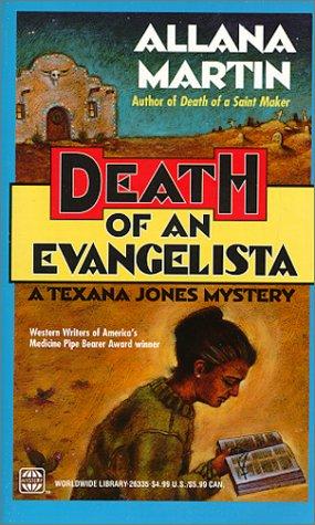 9780373263356: Death Of An Evangelista
