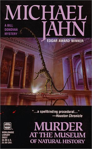 Murder At The Museum Of Natural History: Michael Jahn