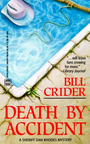 9780373263431: Death by Accident (Sheriff Dan Rhodes Mysteries, No. 9)