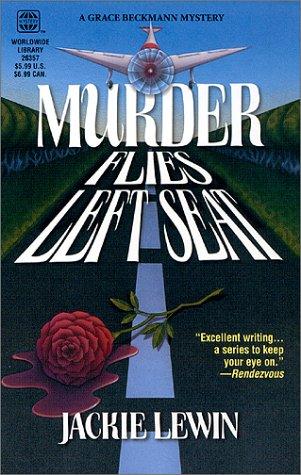 9780373263578: Murder Flies Left Seat (Grace Beckmann)