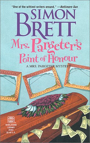 9780373263615: Mrs. Pargeter's Point Of Honour