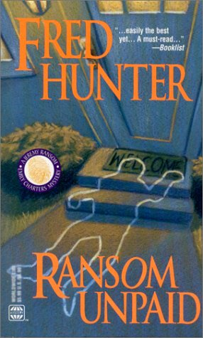 Ransom Unpaid (Worldwide Library Mysteries): Hunter, Fred