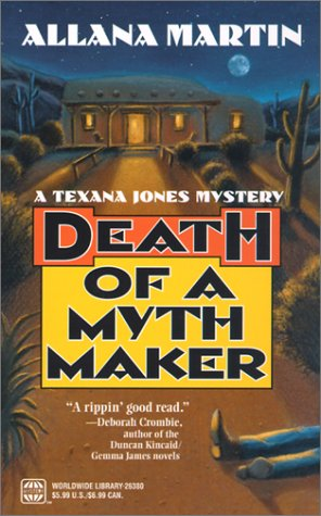 9780373263806: Death Of A Myth Maker (Wwl Mystery)