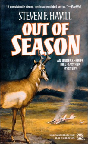 9780373263820: Out Of Season (Wwl Mystery)