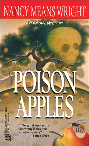9780373263950: Poison Apples (Worldwide Library Mysteries)