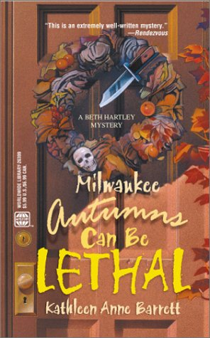 9780373263998: Milwaukee Autumns Can Be Lethal