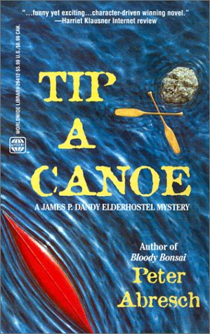 9780373264124: Tip A Canoe (Worldwide Library Mysteries)