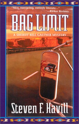 9780373264414: Bag Limit (Worldwide Library Mysteries)