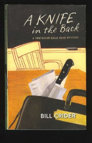 9780373265718: A Knife in the Back: A Professor Sally Good Mystery
