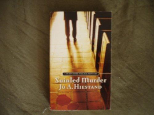 9780373266012: Sainted Murder