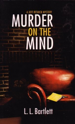9780373266159: Murder on the Mind: A Jeff Resnick Mystery