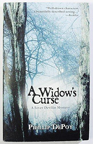 9780373266418: A Widow's Curse: A Fever Devilin Mystery