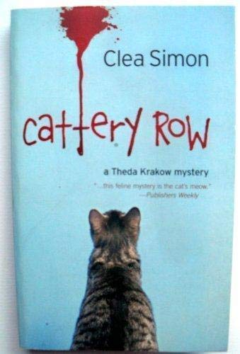 9780373266456: Cattery Row
