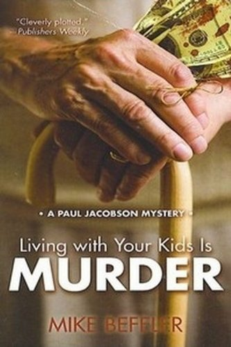 9780373266944: Living With Your Kids Is Murder (A Paul Jacobson Mystery)