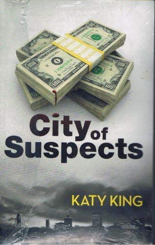9780373267095: City of Suspects