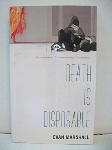 9780373267934: Death Is Disposable (Hidden Manhattan, Book 1)