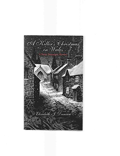 9780373268771: A Killer's Christmas in Wales: Penny Brannigan