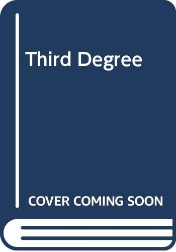 9780373268801: Third Degree