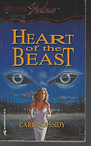 9780373270118: Heart Of The Beast (Silhouette Shadows)
