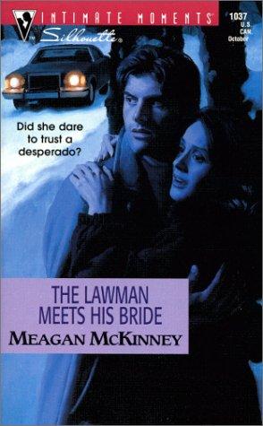 9780373271078: The Lawman Meets His Bride (Sensation)