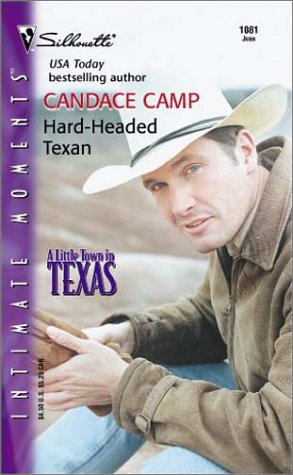 9780373271511: Hard-Headed Texan (A Little Town In Texas) (Silhouette Intimate Moments)