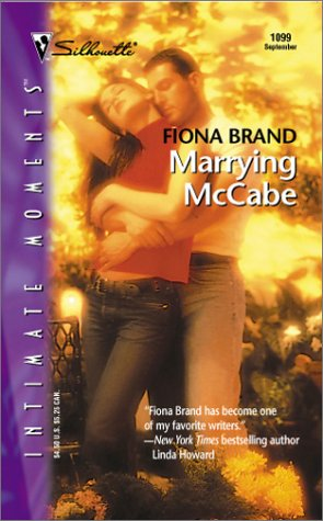 9780373271696: Marrying McCabe (Silhouette Intimate Moments, 1099)
