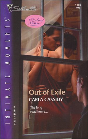 9780373272198: Out of Exile (The Delaney Heirs) (Silhouette Intimate Moments 1149)