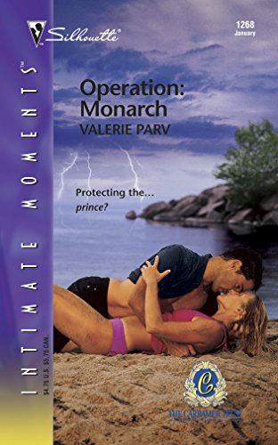 9780373273386: Operation:Monarch (Silhouette Intimate Moments No. 1268)