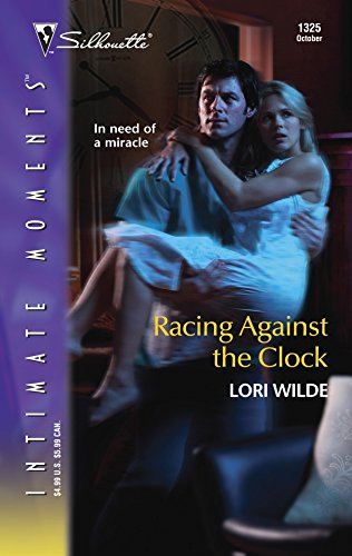 9780373273959: Racing against the Clock (Silhouette Intimate Moments No. 1325)